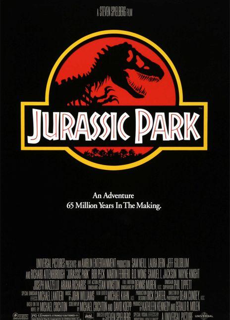 1993高分科幻惊悚《侏罗纪公园》BD1080P.国英双语.高清中英双字