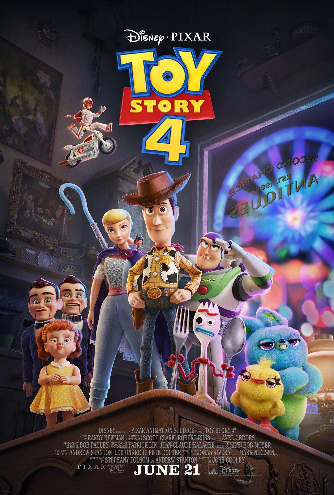 玩具总动员4Toy Story 4