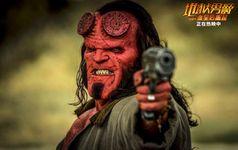 《地狱男爵》上映首日夺得单日票房冠军 网友齐赞年度最解压电影