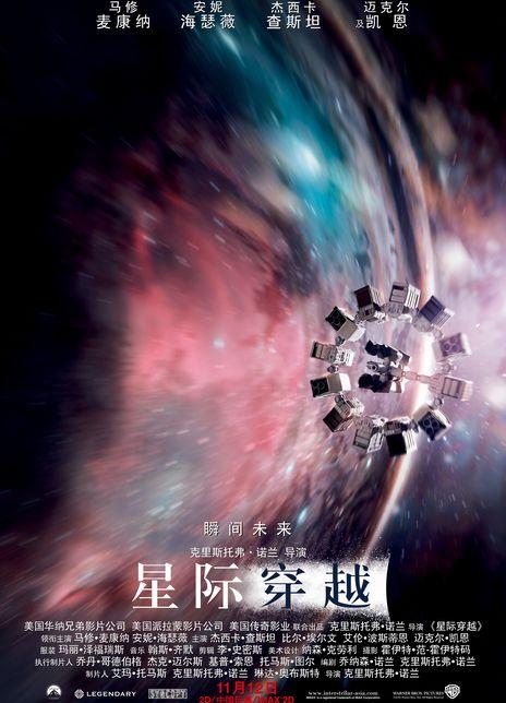 2014诺兰高分科幻《星际穿越》BD1080P.国英双语.高清下载