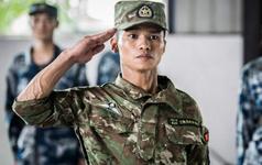 「士兵專業戶」庄小龍,《我的王牌老爸》挑戰反派,入木三分!