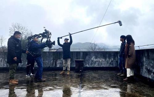 電影《難言之隱》順利殺青 預計2021年上映