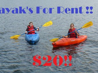 Phoenix Kayak Rental