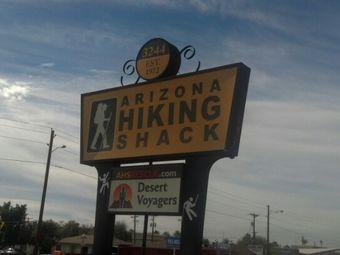 Arizona Hiking Shack