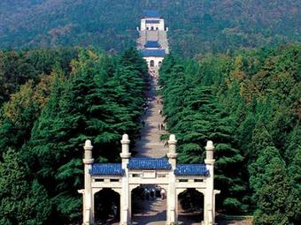 中山陵景区