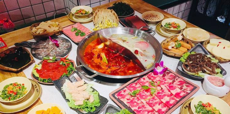 牵肠掛肚火锅 89.9元麻辣三鲜火锅4人餐 解馋必吃的特色火锅