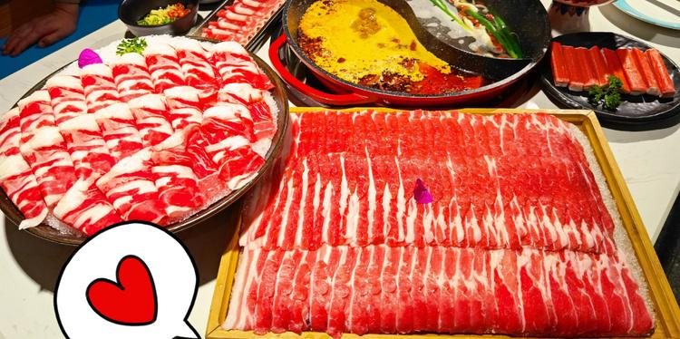 磁器口旗栎火锅|59元享2~3人超值套餐| 纯正的牛油锅底!