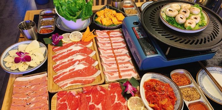 【爆品加推】喜上新派现拌烤肉|68元享2-3人餐|直击灵魂深处的韩式烤肉,怎么都吃不腻啊!