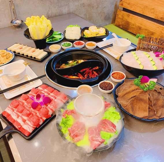 下江腩牛腩火锅丨艾斯广场店|2~3人套餐|免预约
