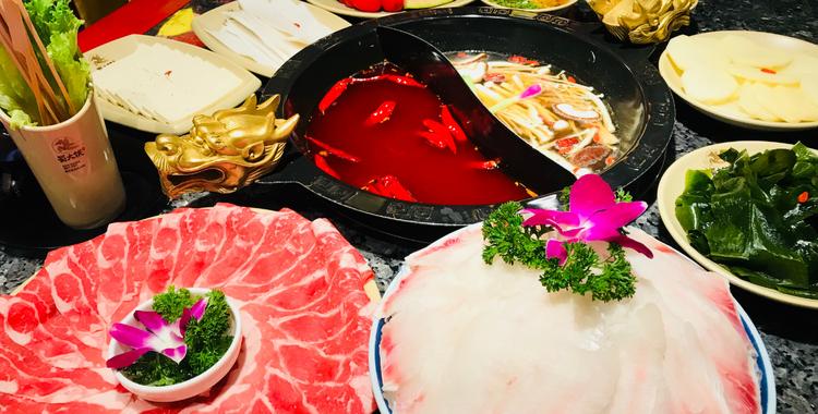 蜀大侠丨龙湖星悦荟丨2人餐丨火遍全国的火锅!娱乐圈的食堂!