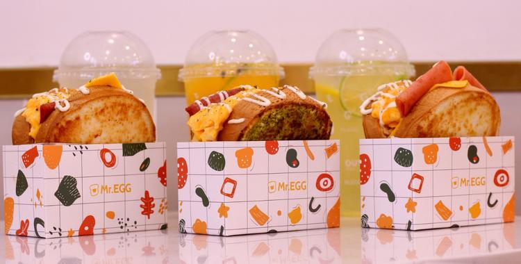 蛋先生·爆蛋吐司丨大悦城丨2人套餐丨免预约丨健康+颜值一战打卡