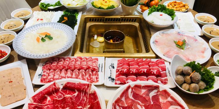 春节通用|铜格格涮肉|158元享牛气冲天6人餐|7荤8素豪华宴,亲友团聚吃起来!