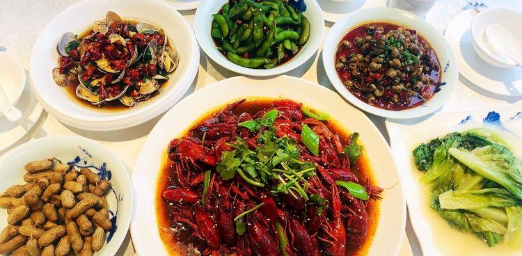 汇林华城|苏湘汇私房菜馆丨3-4人龙虾套餐丨节假日通用