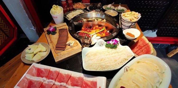 豪渝火锅丨轻奢4人餐丨无需预约丨中海城丨限时限量优惠