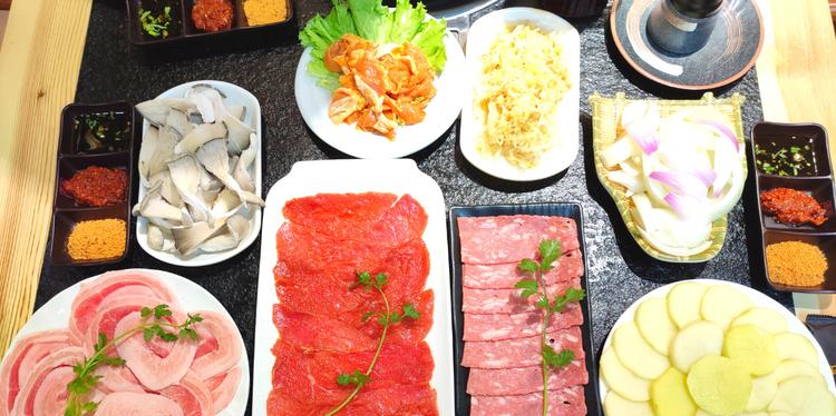 【每日必抢】兴顺坊石板烤肉|2~3人餐|免预约|碑林区