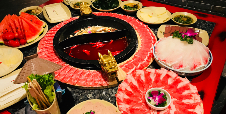蜀大侠丨龙湖星悦荟丨4人餐丨火遍全国的火锅!娱乐圈的食堂!