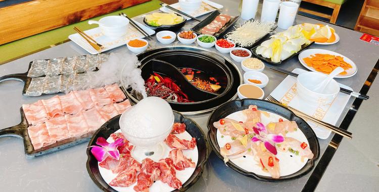 爆品返场丨下江腩牛腩火锅丨钟楼店|2~3人套餐|免预约