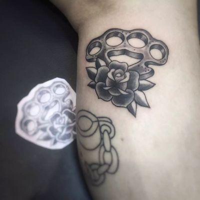 9×9黑白纹身图