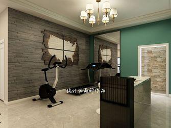 130平米复式美式风格健身室欣赏图