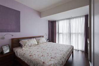 80平米三室五厅现代简约风格卧室图片大全