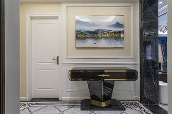 140平米三室两厅新古典风格玄关效果图