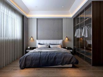 90平米现代简约风格卧室装修案例