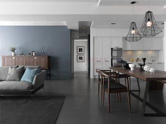 120平米三室两厅北欧风格走廊图片