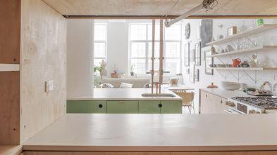 70平米复式日式风格厨房装修图片大全
