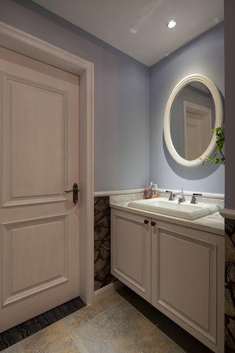 富裕型130平米三室三厅宜家风格卫生间装修图片大全