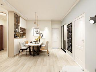 80平米宜家风格餐厅设计图