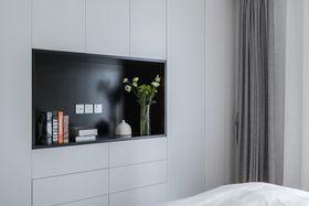 30平米以下超小戶型現代簡約風格臥室設計圖