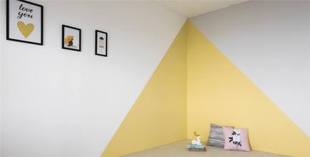 120平米三室两厅地中海风格卧室图片大全