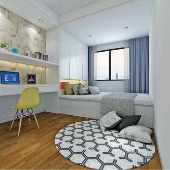 经济型80平米现代简约风格卧室效果图