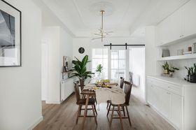 100平米北欧风格客厅装修案例