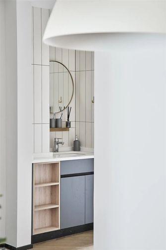 140平米复式北欧风格卫生间装修效果图
