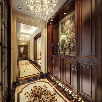 130平米别墅欧式风格玄关装修案例