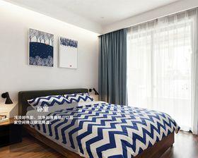 130平米三北歐風格臥室裝修圖片大全
