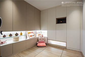 90平米三室一厅混搭风格儿童房设计图