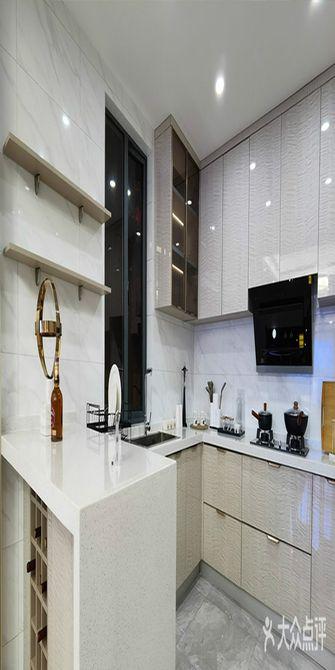 100平米三美式风格厨房图