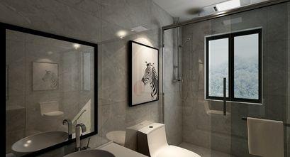 100平米现代简约风格卫生间图片大全