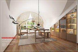 140平米别墅日式风格阁楼装修图片大全