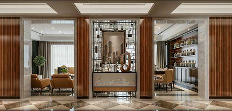 140平米别墅新古典风格储藏室图片