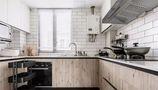 90平米法式风格厨房装修效果图