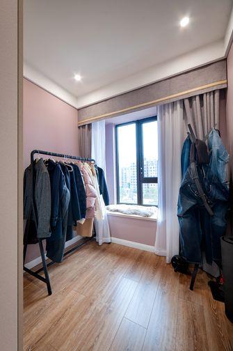 70平米三室两厅北欧风格衣帽间效果图