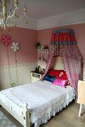 80平米复式田园风格儿童房装修图片大全