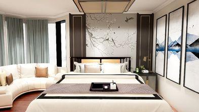 110平米三室两厅混搭风格卧室效果图