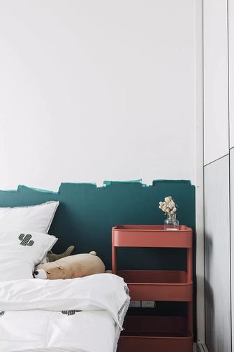 60平米三北欧风格卧室图片