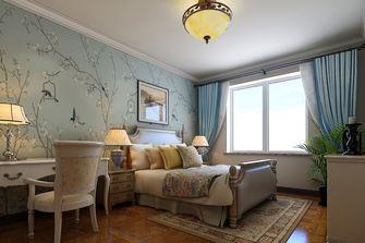 80平米一居室中式风格卧室装修图片大全