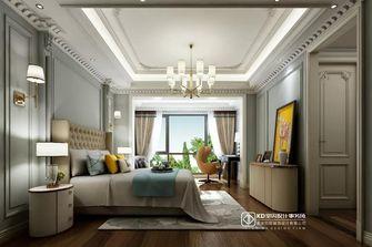140平米别墅法式风格儿童房图