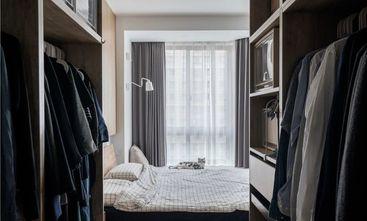 70平米一室两厅日式风格衣帽间欣赏图
